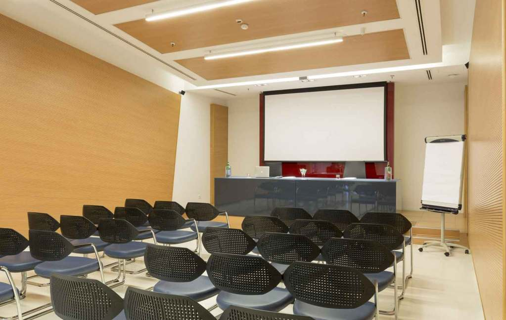 Sala meeting hotel Cristina Napoli