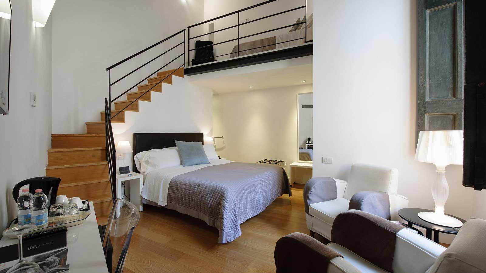 Santa Chiara Boutique Hotel 4 stelle Napoli - Comfort Suite