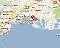 Info Carte De France Port Camargue Voyages Cartes