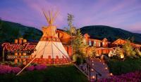 Rustic Inn Hotel at Jackson Hole
