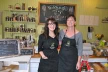 Friendly shopkeepers