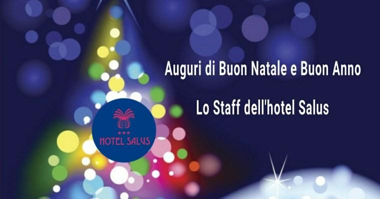 Chiusura Natalizia Hotel Salus