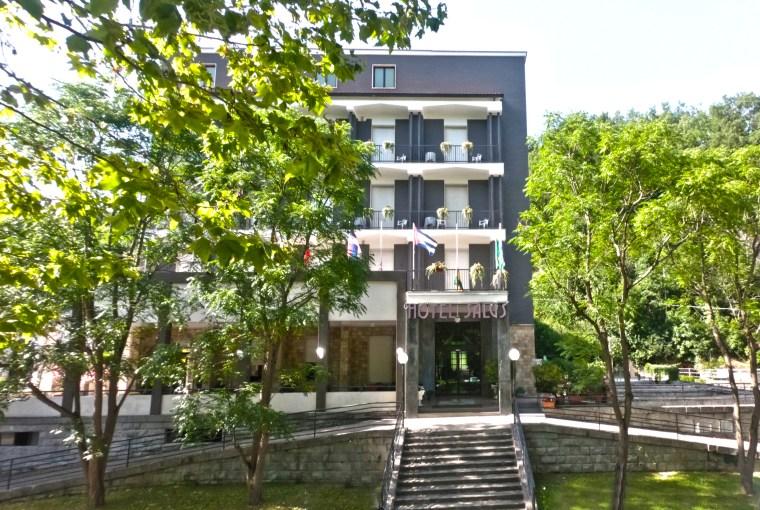 Hotel Salus | Hotel in Parma Sant'Andrea a Bagni