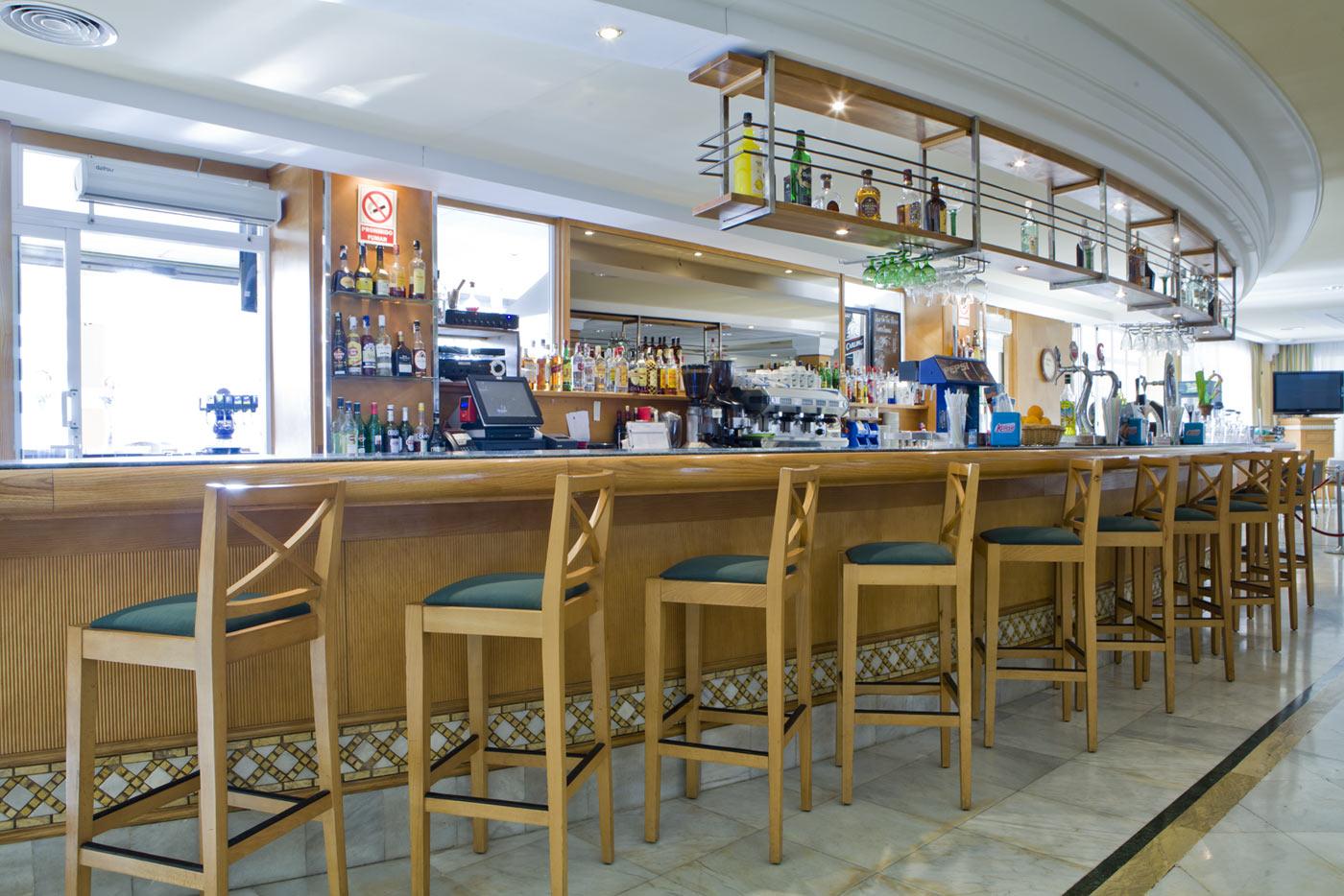 Galera de fotos Oficial del Hotel Samos en Magaluf Mallorca