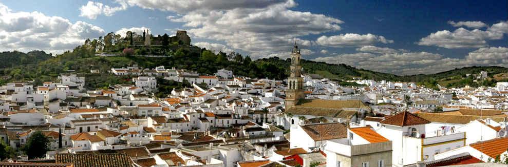 Bienvenidos al Hotel San Blas  Hotel rural en la Sierra de Sevilla  Hotel rural en Constantina