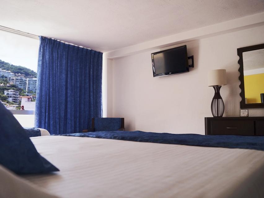 Superior Room  Hotel San Marino Puerto Vallarta Jalisco