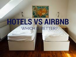 airbnb vs hotels