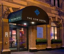 Gem Hotel Chelsea - York Day Rooms Hotelsbyday