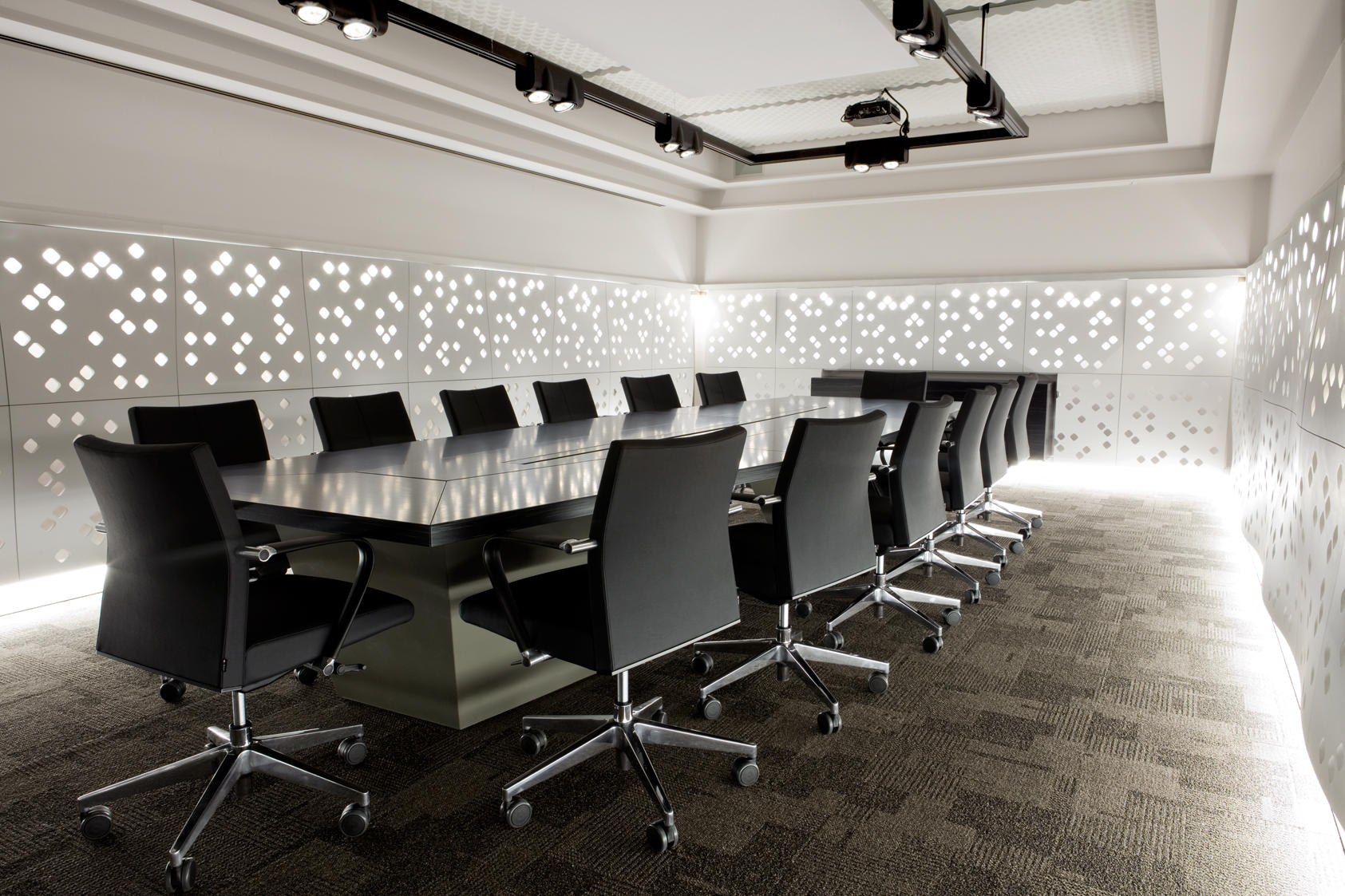 office conference room chairs round oak table and daybooking rooms the future of meetings