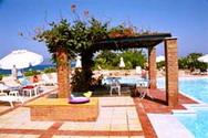 Panselinos Hotel In Molyvos Lesvos Greece