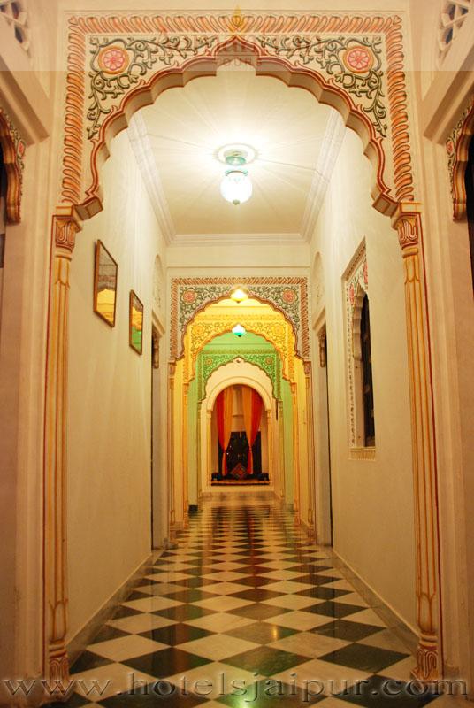 Hotel Tordi Haveli Jaipur India  Jaipur Hotels