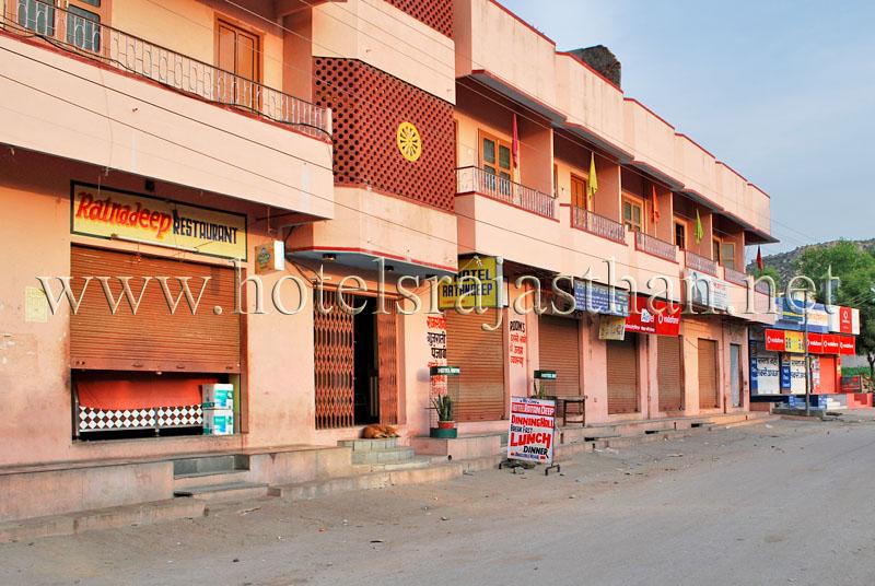 Hotel New Ratandeep Kumbhalgarh Rajasthan India
