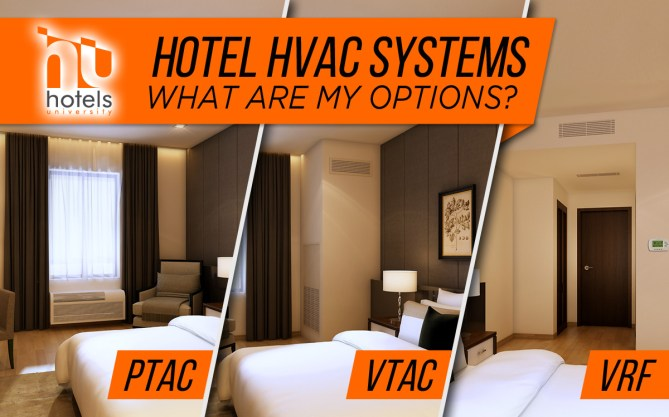 Hotel HVAC Systems – What Are My Options? Part 3