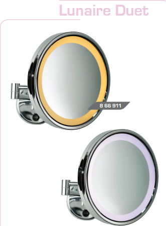 Magnifying Mirror  Affordable Desktop  Wall Mounted mirrors
