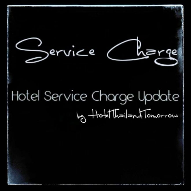 Service Charge April 2016