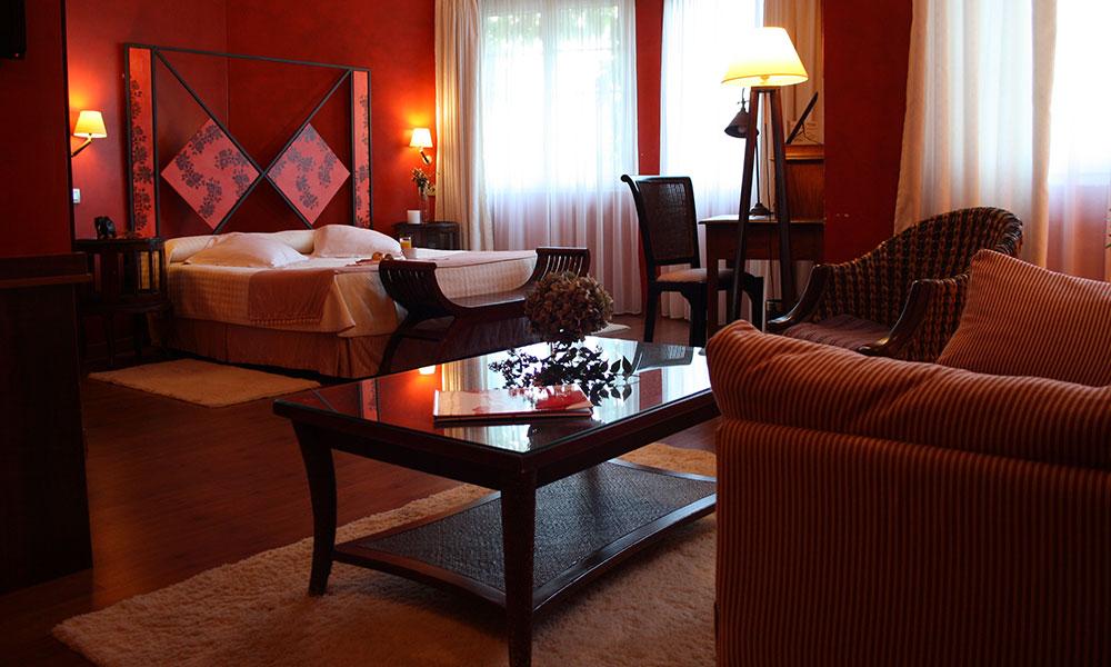 Junior Suite Deluxe Hotel Torres De Somo