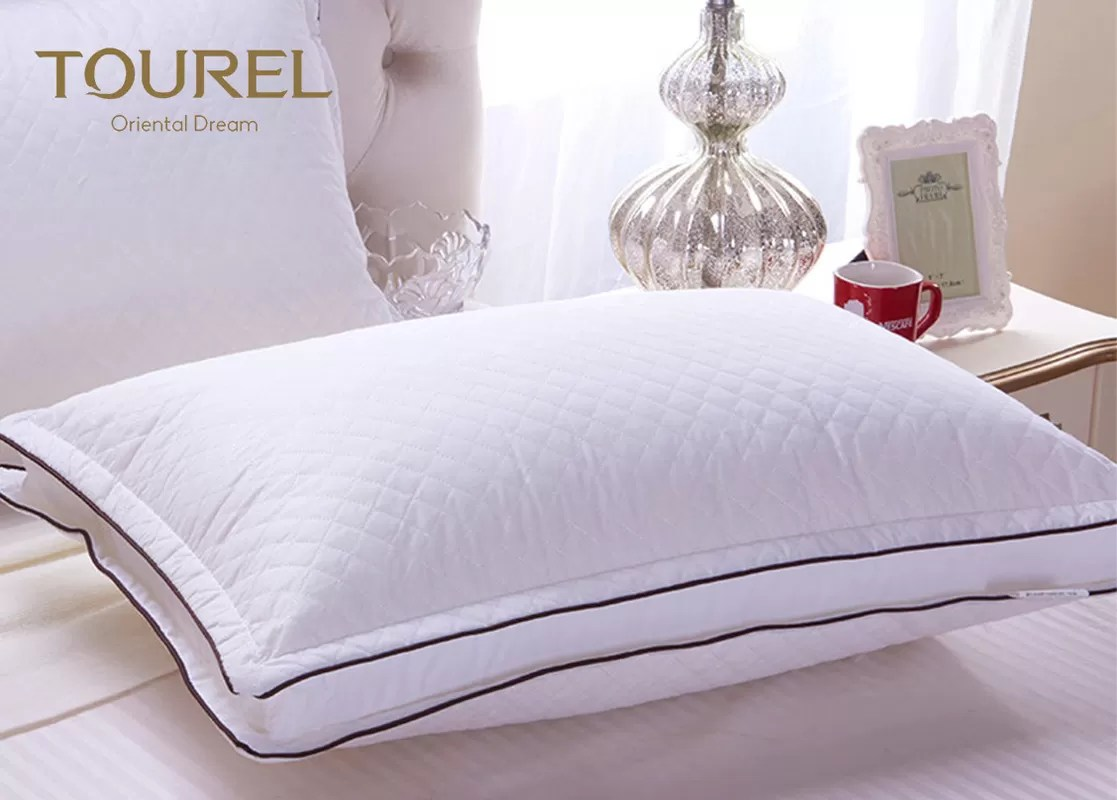 memory foam miracle bamboo pillow for stomach back side sleepers