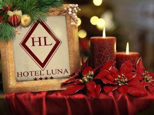 buon natale - hotel motel linate