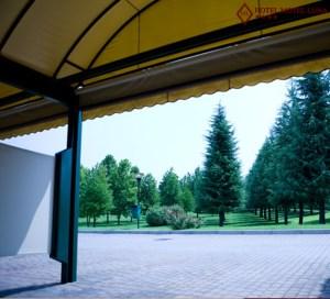 Parcheggio riservato - Hotel Motel Aeroporto Linate