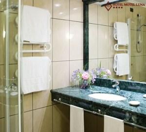 Doccia e Idromassaggio - camera suite - Hotel Motel Aeroporto Linate