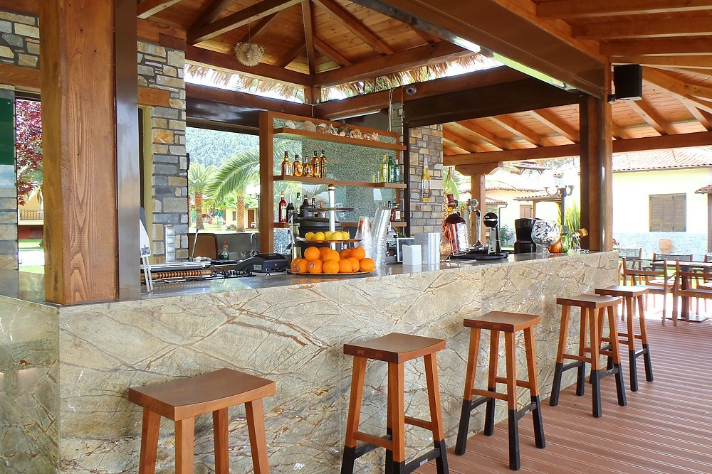Hotel Vergos  Beach Bar
