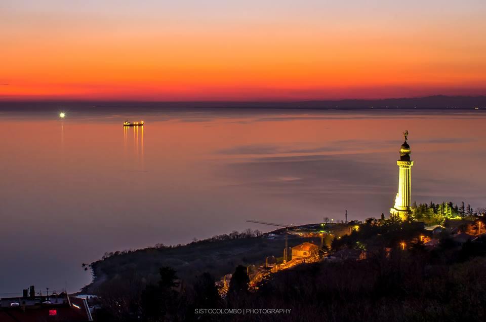 Il Faro della Vittoria a Trieste come arrivare orari