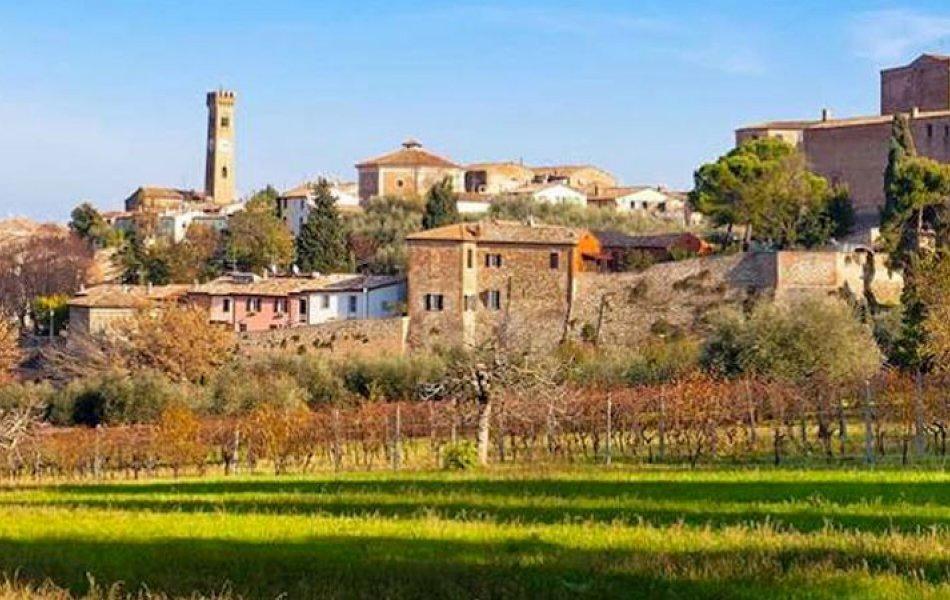 Santarcangelo di Romagna percorso nordic walking