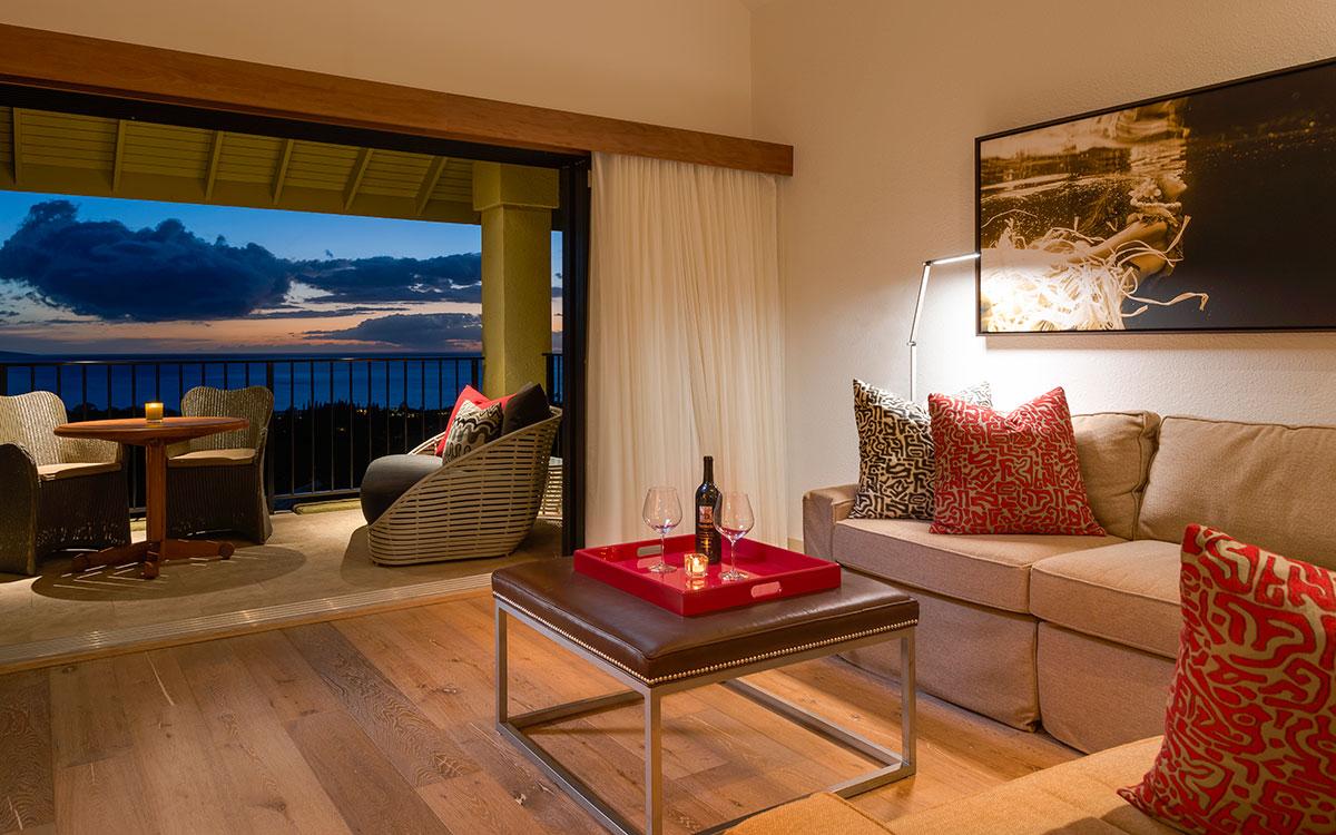 The Suites  Hotel Wailea Relais  Chateaux  Maui Hotel