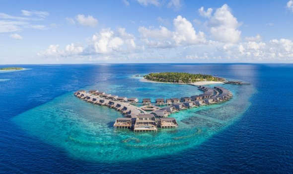 6 Swoon-Worthy Overwater Bungalows You Need in Your Life