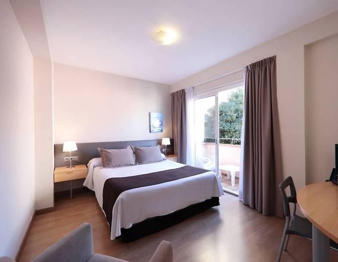 Habitaciones Hotel Sercotel Zurbarn Palma Web Oficial