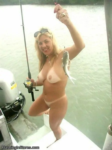 Nude women bass fishing pity, that