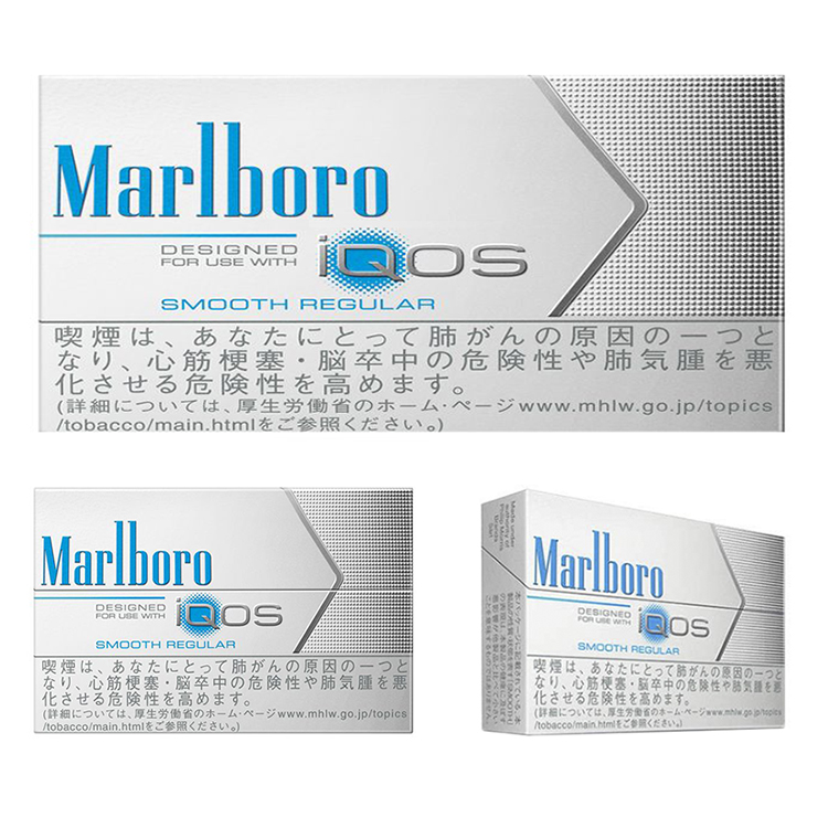 Marlboro Heatsticks Smooth Regular - 1 Carton