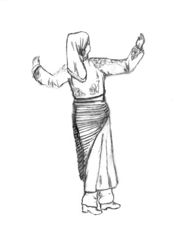 Γυναικεία φορεσιά Ανωγείων Κρήτης