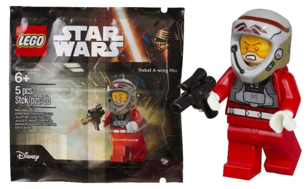 Rebel A-wing Pilot Polybag, in the 2016 Pictures and Rumors thread, on Eurobricks
