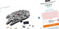LEGO 75192 UCS Millennium Falcon : Disponible en stock sur ...