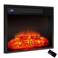 2017's Best Electric Fireplace Heaters Review   Black ...
