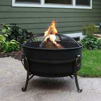 When and How to Use a Portable Firepit - Feel The Fire