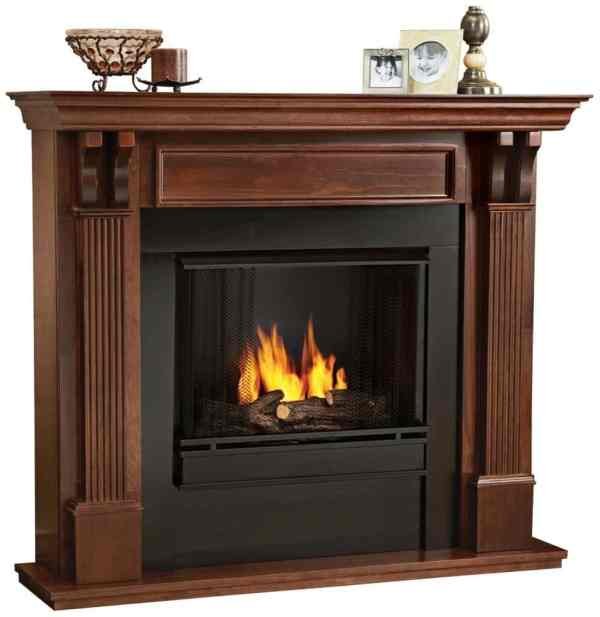 Wall Mounted Gel Fireplaces