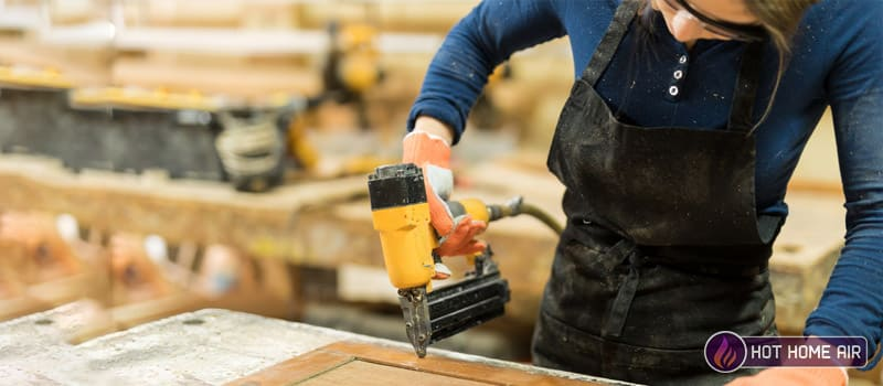 Nail Gun For Fence Boards