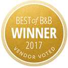 HotHouse Design Studio - Best of B&B Winner 2017