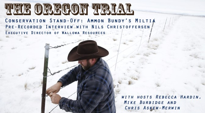 The Oregon Trial