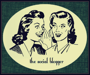 The Social Blogger button