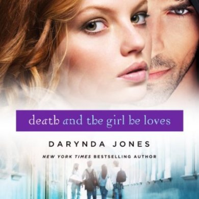 death and the girl he loves audiobook cover