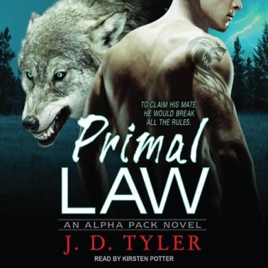 Primal Law Audiobook Cover
