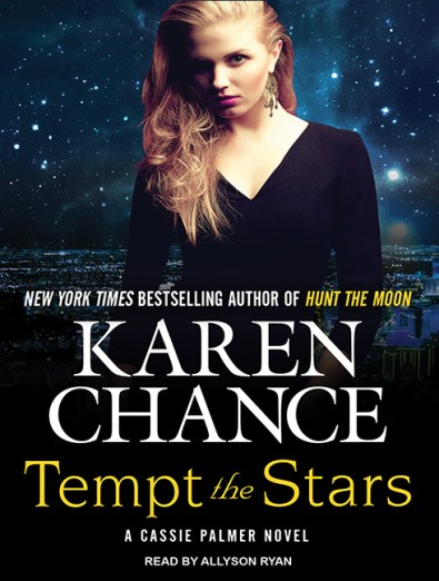 Temp the Stars Audiobook Cover