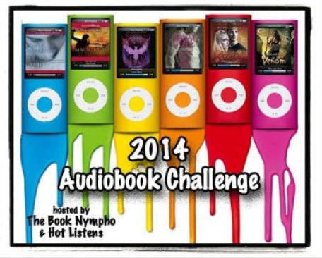 2014 audiobook challenge 2 image