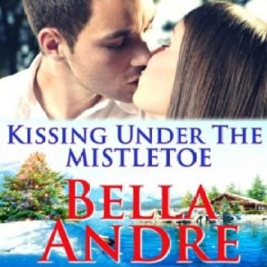 Kissing Under the Mistletoe audiobook cover - Hot Listens