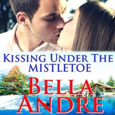 Kissing Under the Mistletoe audiobook cover - Hot Listens