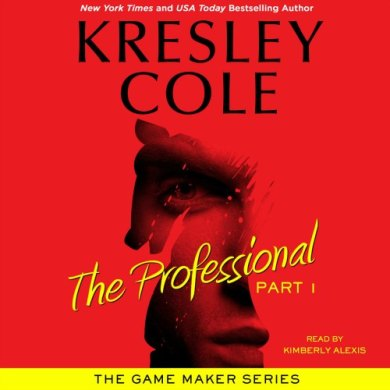 The professional - part one audiobook cover