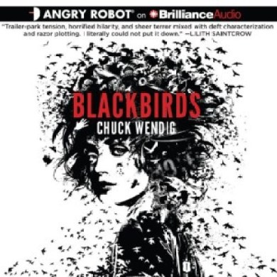 Blackbirds Audiobook Cover - Hot Listens